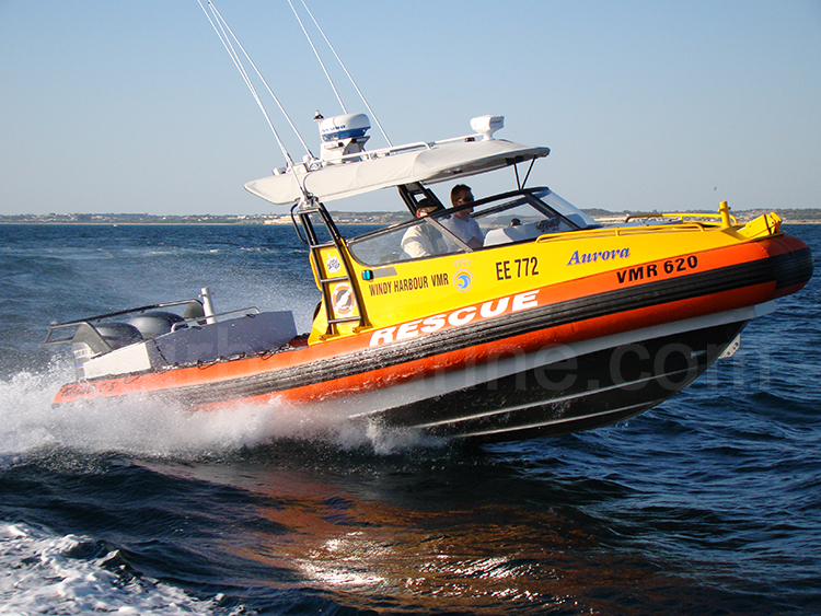 Custom Naiad Ribs Boats For Sale Perth Wa Kirby Marine