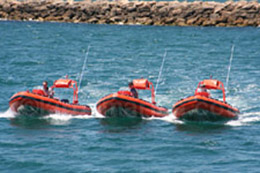 4.8m Naiad Rescue Vessels North West WA