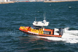7.3m Naiad Volunteer Marine Rescue WA