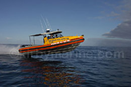 8.5m Naiad Sea Search Rescue Vessels Western Australia