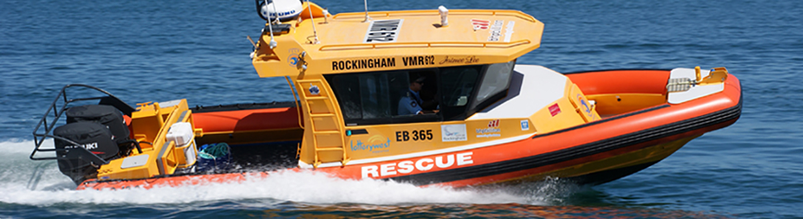 Naiad Sea Search and Rescue Boat Rockingham Western Australia